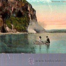 Postales: TARJETA POSTAL MATANZAS, CUBA, RÍO YUMURI. Lote 36608515