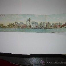 Postales: ANTIGUA POSTAL......PANORAMICA.....NEW YORK...AÑO...1908. Lote 36872694
