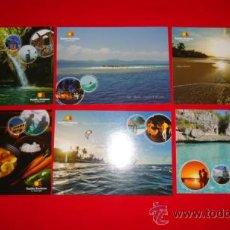 Postales: POSTALES, REPUBLICA DOMINICANA, LO TIENE TODO.. Lote 37266438