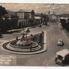 Postales: FUENTE TARASCA, MORELIA, MICHOACAN, MEXICO. Lote 37312720