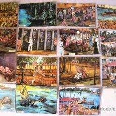 Postales: ISLA DEL DIABLO ( PRESIDIO ). GUAYANA FRANCESA. COLECCION 15 POSTALES. ENVIO CERTIFICADO GRATIS¡¡¡. Lote 37953740