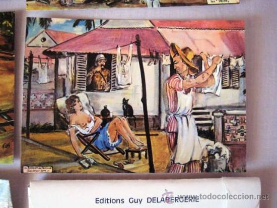 Postales: ISLA DEL DIABLO ( presidio ). GUAYANA FRANCESA. COLECCION 15 POSTALES. ENVIO CERTIFICADO GRATIS¡¡¡ - Foto 2 - 37953740