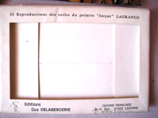 Postales: ISLA DEL DIABLO ( presidio ). GUAYANA FRANCESA. COLECCION 15 POSTALES. ENVIO CERTIFICADO GRATIS¡¡¡ - Foto 4 - 37953740