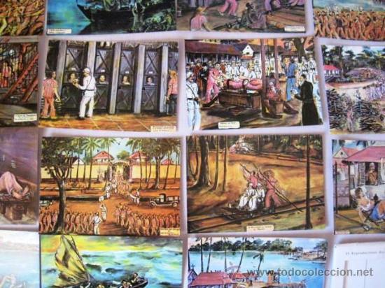 Postales: ISLA DEL DIABLO ( presidio ). GUAYANA FRANCESA. COLECCION 15 POSTALES. ENVIO CERTIFICADO GRATIS¡¡¡ - Foto 7 - 37953740