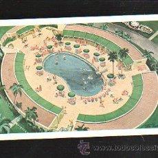 Postales: TARJETA POSTAL DE LA HABANA. CUBA - CABANA SUN CLUB Y PISCINA DEL HOTEL NACIONAL.. Lote 39054516