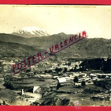 Postales: POSTAL LA PAZ, BOLIVIA, VISTA, FOTOGRAFICA, P79735. Lote 39368957