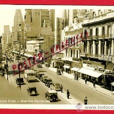 Postales: POSTAL BUENOS AIRES, ARGENTINA, AVENIDA CORRIENTES, P79949. Lote 39472847
