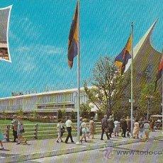 Postales: GENERAL MOTORS FUTURAMA BUILDING, EDICION DE 1961/2. Lote 39617985