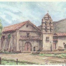 Postales: CAPILLA DE NUESTRA SEÑORA DEL PILAR EN CHIA (COLOMBIA). Lote 39755107