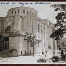 Postales: ANTIGUA FOTO POSTAL DE MEDELLIN (COLOMBIA) PALACIO BELLAS ARTES - SIN CIRCULAR. Lote 38252279