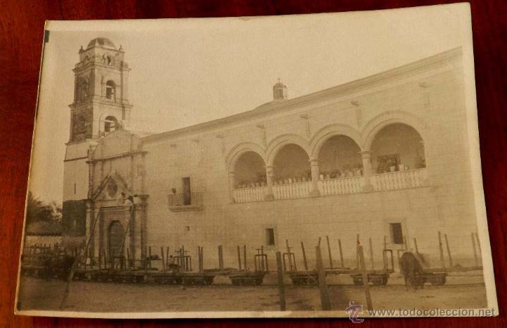 ANTIGUA FOTOGRAFIA DE CUERNAVACA (MEXICO) HACIENDA DE SAN VICENTE, MORELOS, 1904 APROXIMADAMENTE, MI (Postales - Postales Extranjero - América)