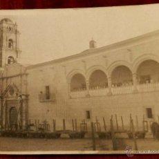 Postales: ANTIGUA FOTOGRAFIA DE CUERNAVACA (MEXICO) HACIENDA DE SAN VICENTE, MORELOS, 1904 APROXIMADAMENTE, MI. Lote 38284119