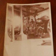 Postales: ANTIGUA FOTOGRAFIA DE CUERNAVACA (MEXICO) HACIENDA DE SAN CARLOS, MORELOS, 1907, MIDE 17,5 X 12,5 CM. Lote 38284126