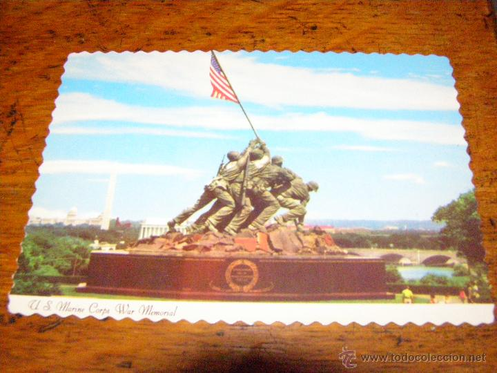 ARLINTONG - VIRGINIA - UNITED STATES - U.S. MARINE CORPS WAR MEMORIAL - (Postales - Postales Extranjero - América)