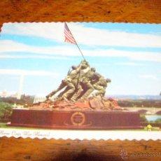 Postales: ARLINTONG - VIRGINIA - UNITED STATES - U.S. MARINE CORPS WAR MEMORIAL -. Lote 40330541