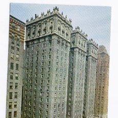 Postales: NUEVA YORK - PARK AVENUE AT EAST 34TH. STREET (CIRCULADA 1964). Lote 40405393