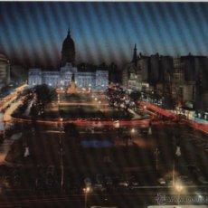 Postales: POSTAL BUENOS AIRES ( ARGENTINA ) CONGRESO NACIONAL. Lote 40663995