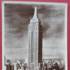 Postales: NEW YORK CITY - EMPIRE STATE BUILDING - FOTO EWING GALLOWAY - 294 - PRINTED IN GERMANY. Lote 40689111