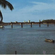 Postales: POSTAL BRASIL - ILHÉUS ( BAHIA) PONTE LOMANTO JUNIOR. Lote 40694664