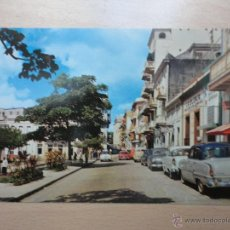 Postales: GREETINGS FROM PUERTO RICO, ANTIGUA CALLE DE SAN FRANCISCO. Lote 40878408