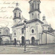 Postales: PS0483 CÓRDOBA 'IGLESIA DE SANTO DOMINGO'. R. ROSAUER (BUENOS AIRES). SIN CIRCULAR. Lote 41038703