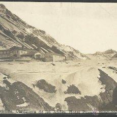 Postales: ARGENTINA -CORDILLERA DE LOS ANDES - HOTEL PUENTE INEA - (19785). Lote 41859243