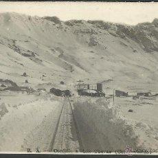 Postales: ARGENTINA -CORDILLERA DE LOS ANDES - LAS CUEVAS - (19786). Lote 41859269