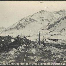 Postales: ARGENTINA -CORDILLERA DE LOS ANDES - PUNTA DE VACA - (19793). Lote 41859696