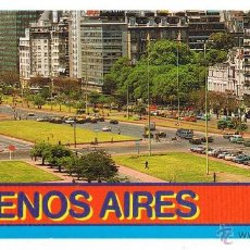 Postales: POSTAL: BUENOS AIRES (ARGENTINA). Lote 41980704