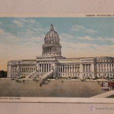 Postales: HABANA - PALACIO DEL CONGRESO - CAPITOL BUILDING - 123531 - ESCRITA EN 1930. Lote 42183676