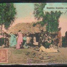 Postales: TARJETA POSTAL REPUBLICA ARGENTINA - PERICON NATIONAL. DIRIGIDA DESDE ARGENTINA A MATANZAS, CUBA. Lote 42517092