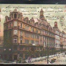 Postales: TARJETA POSTAL BUENOS AIRES - AVENIDA DE MAYO. DIRIGIDA DESDE ARGENTINA A MATANZAS, CUBA. Lote 42518464