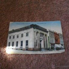 Postales: PRECIOSA Y ANTIGUA POSTAL DEL BANCO NACIONAL DE CANADA AÑO 1929 ESCRITA EL REVERSO VER FOTOS. Lote 42754963