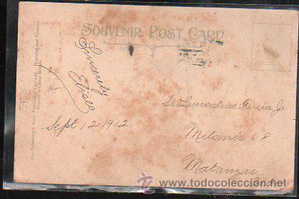 Postales: TARJETA POSTAL DE CANADA - SNOW SCENES. CIRCULADA A MATANZAS, CUBA - Foto 2 - 42823038