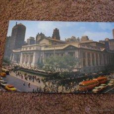 Postales: POSTAL DE LA 5ª AVENIDA NEW YORK AÑO 1967 MIRA MAS POSTALES EN MI TIENDA. Lote 42845973