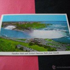 Postales: POSTAL DE CANADA AÑO 1974 CON SELLOS LA DE LAS FOTOS MIRA MAS POSTALES EN MI TIENDA. Lote 42987441