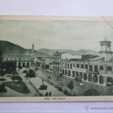 Postales: SALTA CALLE CASEROS ARGENTINA CIRCA 1915. Lote 43017835
