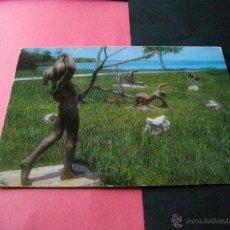 Postales: CUBA ALDEA TAINA MATANZAS LA DE LAS FOTOS . Lote 43021033