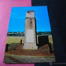 Postales: SANTO DOMINGO RELOJ DE SOL LA DE LAS FOTOS . Lote 43021123