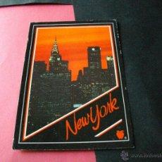 Postales: NEW YORK LA DE LAS FOTOS CON SELLOS . Lote 43176650