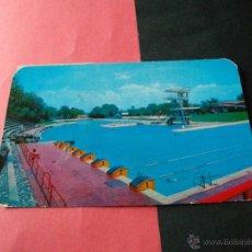 Postales: MEXICO LA DE LAS FOTOS CON SELLOS . Lote 43176900