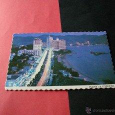 Postales: MEXICO LA DE LAS FOTOS CON SELLOS . Lote 43176960