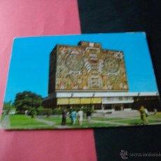 Postales: MEXICO LA DE LAS FOTOS CON SELLOS . Lote 43176990