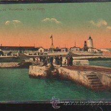 Postales: TARJETA POSTAL DE MONTEVIDEO, URUGUAY - ISLA DE FLORES. 405. A.CARLUCCIO. Lote 149949121