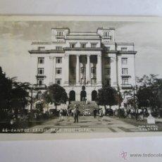 Postales: 66 SANTOS BRASIL PACO MUNICIPAL FOTO POSTAL COLOMBO. Lote 43245622