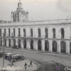 Postales: CORDOBA (ARGENTINA). CABILDO Y CATEDRAL. POSTAL BLANCO Y NEGRO, SIN CIRCULAR, C. 1930-1940. Lote 43744633