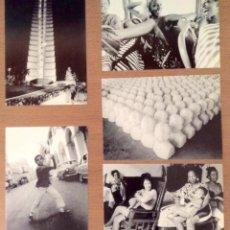 Postales: CINCO POSTALES FOTOGRAFICAS DE CUBA DEL FOTOGRAFO J. GARCIA POVEDA. Lote 43932882