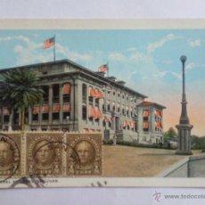 Postales: POSTAL PUERTO RICO, EDIFICIO FEDERAL SAN JUAN, AÑO 30. Lote 44461309