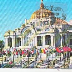 Cartes Postales: POSTAL - MEXICO - MEXICO DF PALACIO BELLAS ARTES - NO CIRCULADA. Lote 46408268
