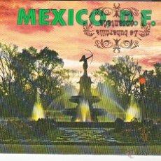 Postales: POSTAL - MEXICO - MEXICO DF LA DIANA CAZADORA - NO CIRCULADA. Lote 46408276